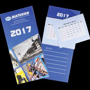 Tear-off Fridge Magnetic Calendar
