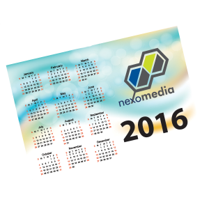 Magnetic Calendar A6