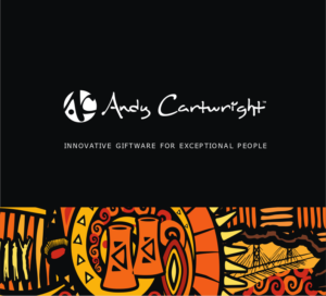 Andy Cartwright brand catalogue